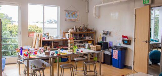 Une salle de classe, image Tech Insider